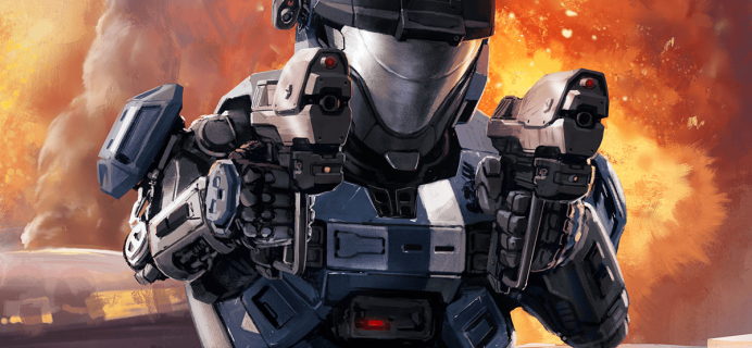 Halo Legendary Crate February 2019 Theme Spoilers + Coupon!