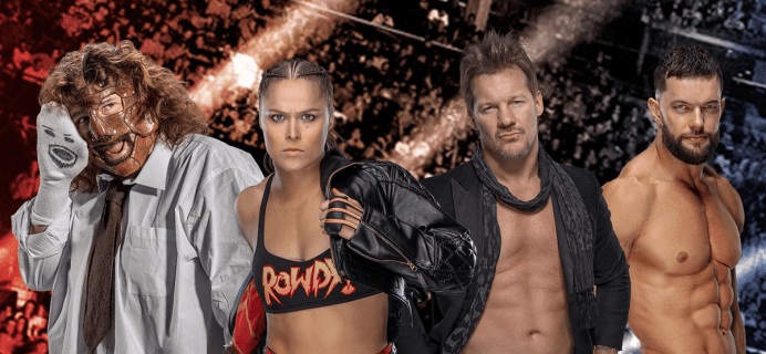 WWE Slam Crate February 2019 Full Spoilers + Coupons!