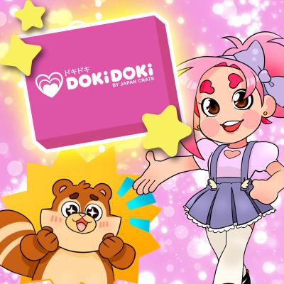 Doki Doki Subscription Update + January 2019 Spoilers + Coupon!