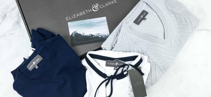 Elizabeth & Clarke Winter 2018 Subscription Box Review + Coupon