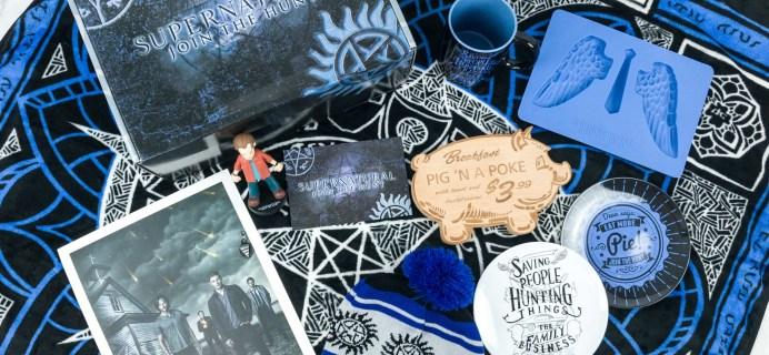 Supernatural Box Winter 2018 Review + Coupon