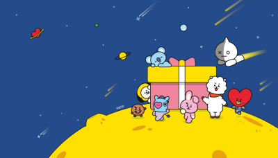 LINE Friends Box Subscription Closing!