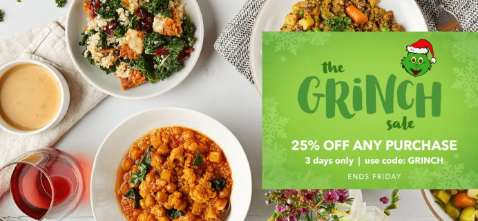 Veestro Sale: Save 25% on Plant Based Meals!