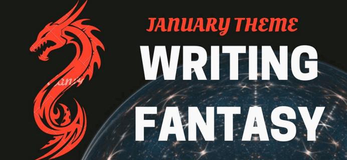 Scribbler January 2019 Theme and Spoiler #1!