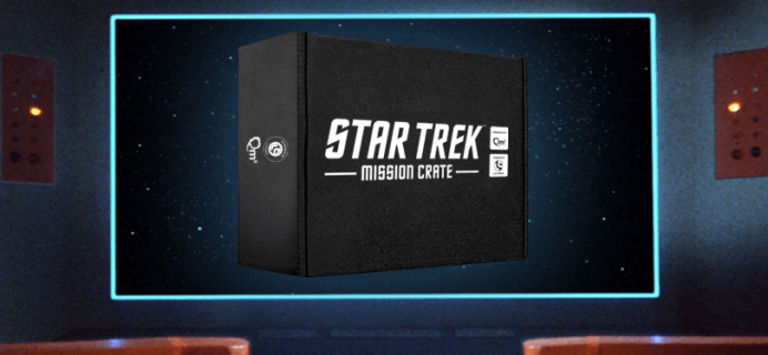 Star Trek: Mission Crate Shipping Update!