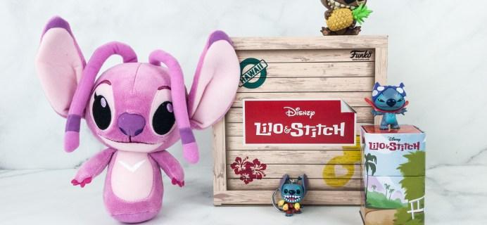 Disney Treasures November 2018 Box Review – Lilo & Stitch!