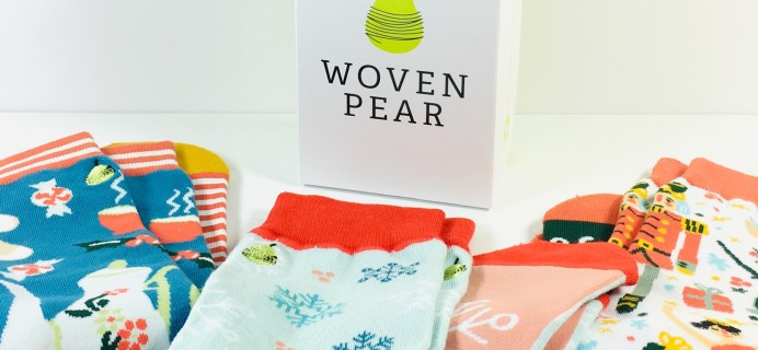 Woven Pear December 2018 Subscription Box Review