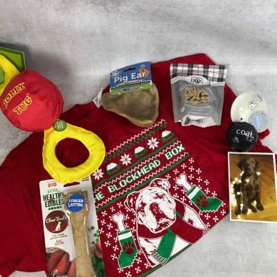 Blockhead Box December 2018 Subscription Box Review + Coupon