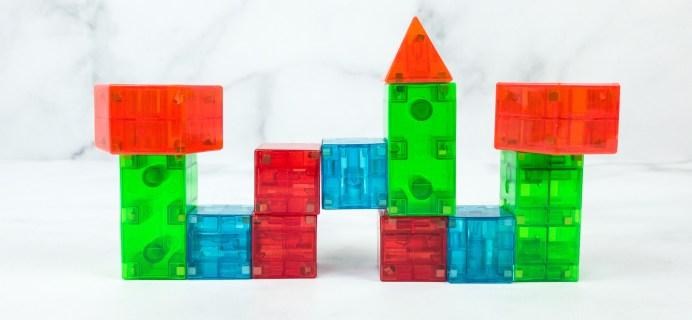 Amazon STEM Toy Club December 2018 Subscription Box Review – Preschool Age