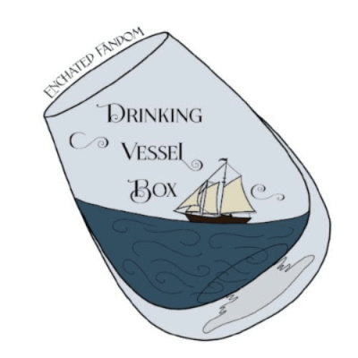 Enchanted Fandom Drinking Vessel Box August 2019 Theme Spoilers!