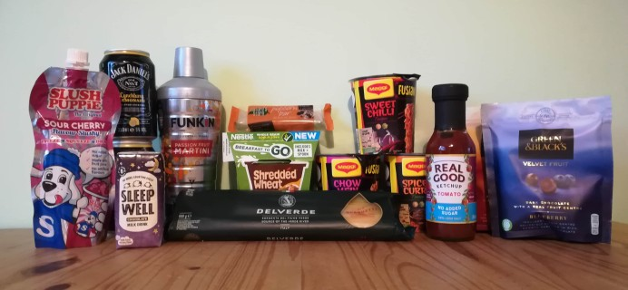 DegustaBox UK December 2018 Subscription Box Review + Coupon!