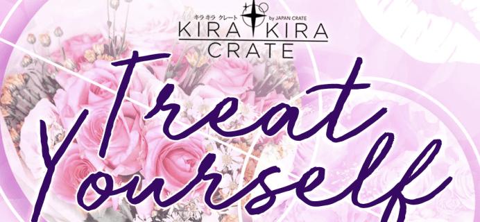 Kira Kira Crate February 2019 Spoiler #2 & Coupon!