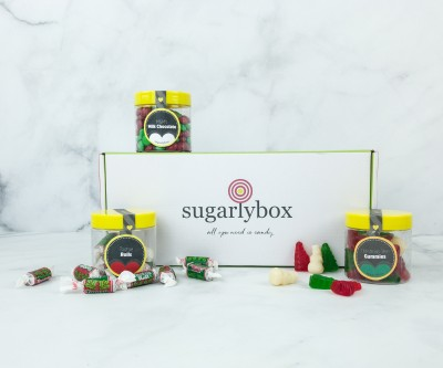 SugarlyBox December 2018 Subscription Box Review + Coupon
