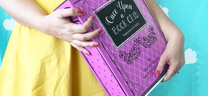 Once Upon a Book Club January 2019 Spoiler + Coupon!