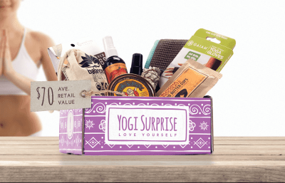 Yogi Surprise Subscription Update!