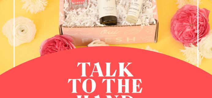 Oui Fresh Beauty Box January 2019 Full Spoilers!