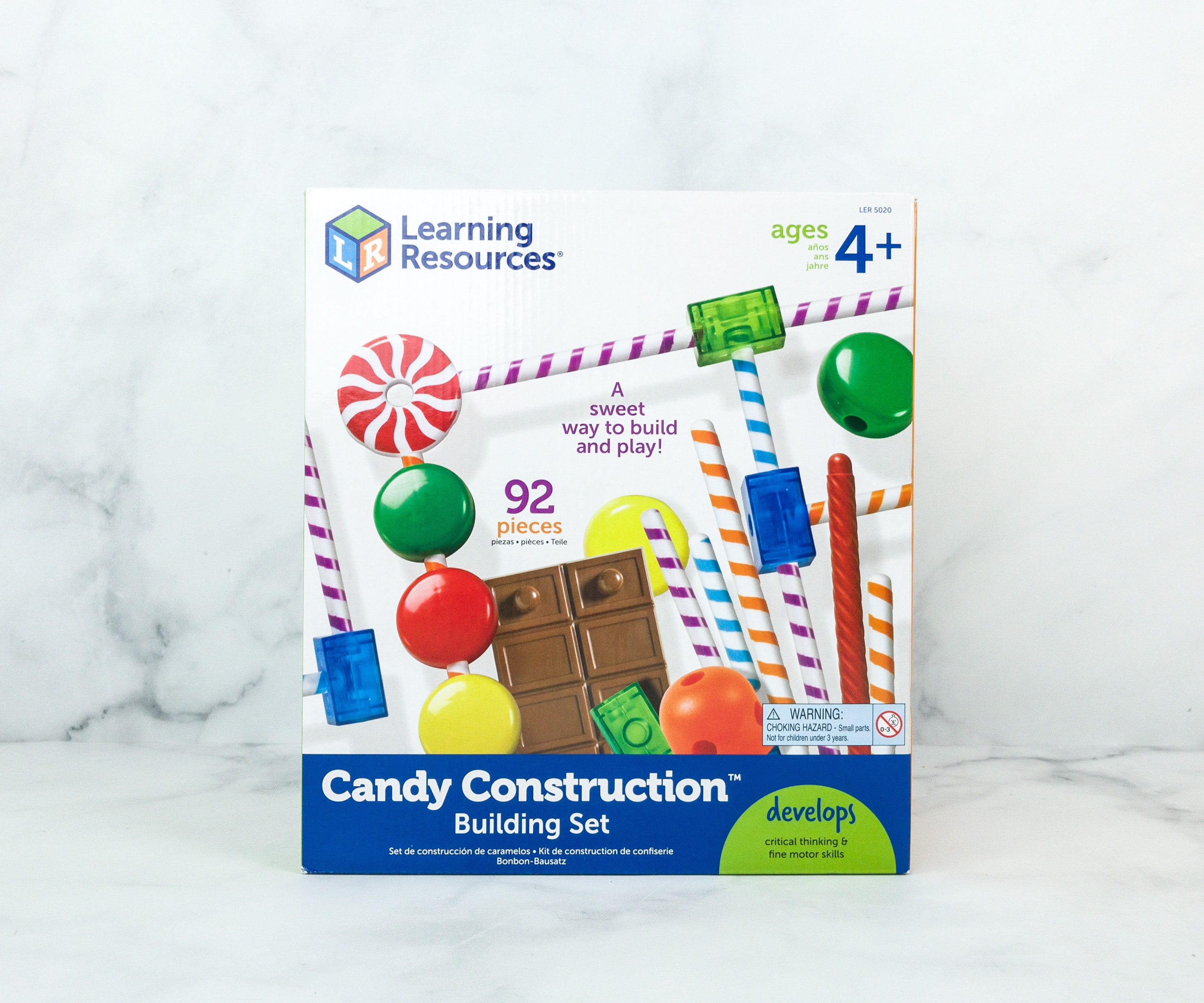 Amazon Stem Toy Club November 2018 Subscription Box Review 3 To 4 Year Old Box Hello Subscription