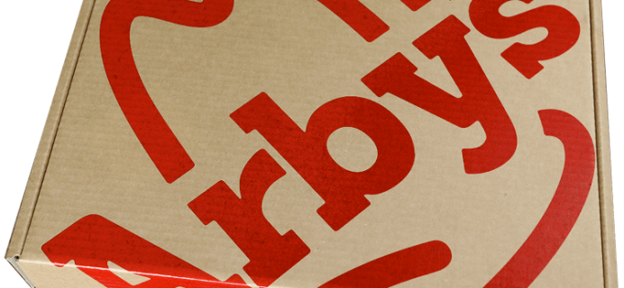 New Subscription Boxes: Arby's Launches New Subscription!