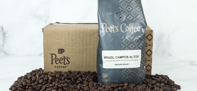 Peet's Coffee Black Friday & Cyber Monday Deal: Save 20% Off Sitewide + Free Shipping!