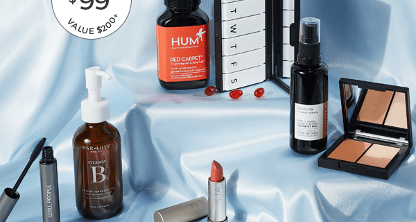 The Detox Market x The Chalkboard Mag Beauty Survival Kit Available Now!