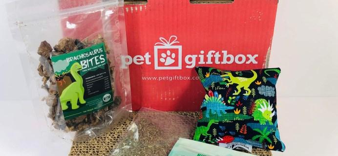 PetGiftBox Cat January 2019 Subscription Box Review + 50% Off Coupon