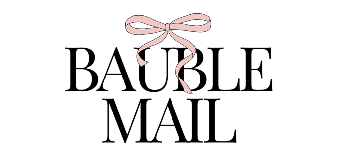 New Subscription Box: Bauble Mail by Rebecca Mail Available Now!