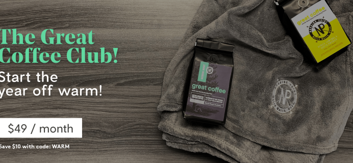 Nocking Point Coffee Club Available Now + Coupon!