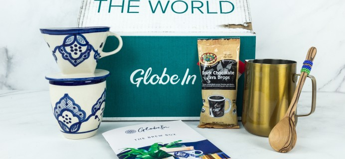 January 2019 GlobeIn Artisan Box Club Review + Coupon
