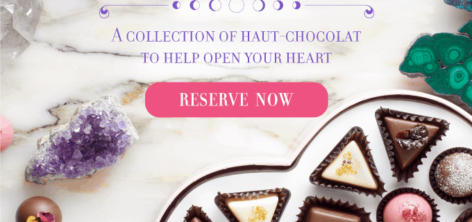 Vosges Haut-Chocolate Valentine's Day Cosmic Chocolate Collection Available For Preorder Now + Coupon!