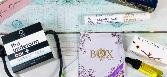 Petit Vour January 2019 Subscription Box Review & Coupon