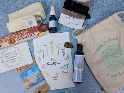 BuddhiBox Yoga Subscription Box Review + Coupon – November 2018