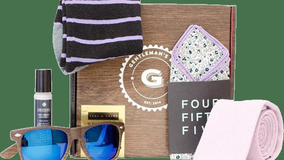 Gentleman's Box Coupon: Save 20% On First Box!