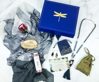 Sugarbash x Journee Box Winter 2018-2019 Subscription Box Review + Coupon