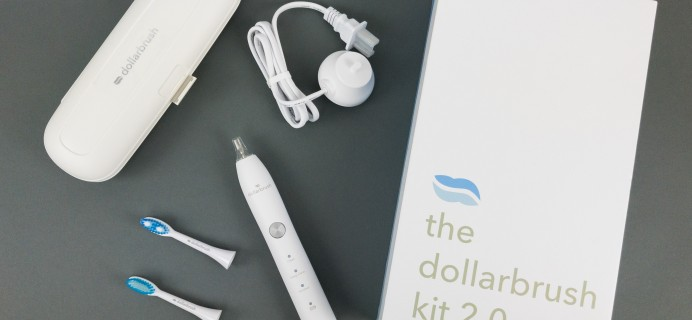 Dollar Brush Club Subscription Box Review + Coupon