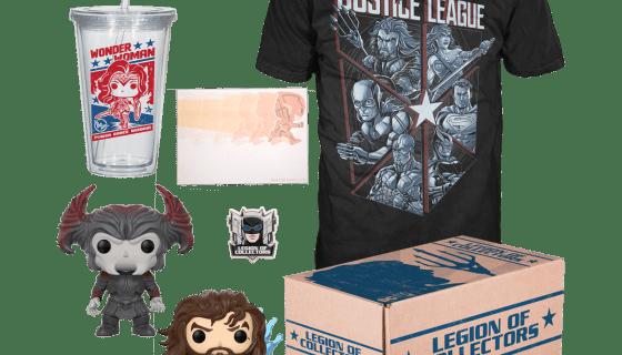 DC Comics Legion of Collectors Subscription Update!