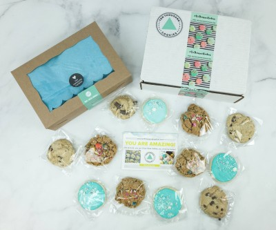Ten Thousand Cookies Gluten Free Cookies January 2019 Subscription Box Review + Coupon!