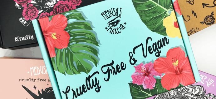 Medusa's Makeup Beauty Box Black Friday 2019 Sale: Get 10% Off!
