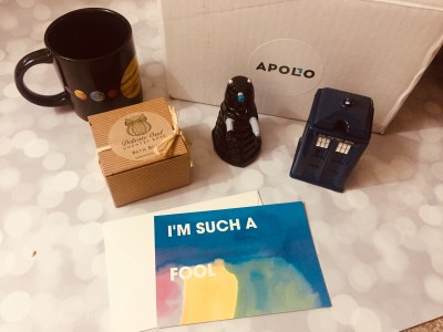 Apollo Surprise Box February 2019 Subscription Box Review + Coupon – Valentine's Day Edition