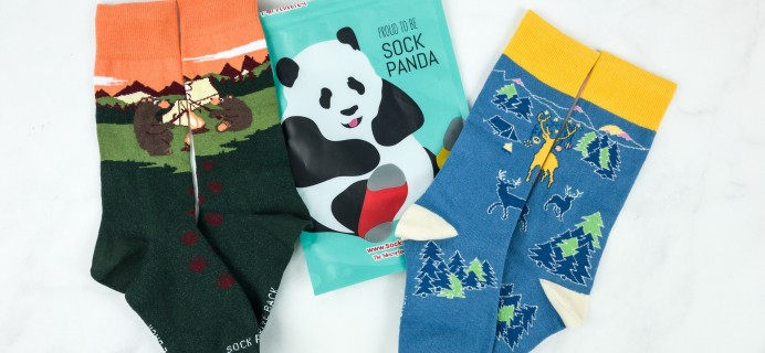 Sock Panda Tweens December 2018 Subscription Review + Coupon
