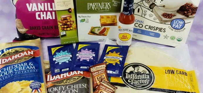 DegustaBox January 2019 Subscription Box Review + First Box $12.99 Coupon!
