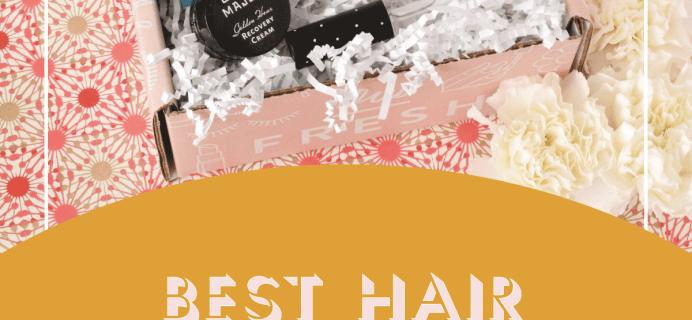 Oui Fresh Beauty Box February 2019 Full Spoilers!