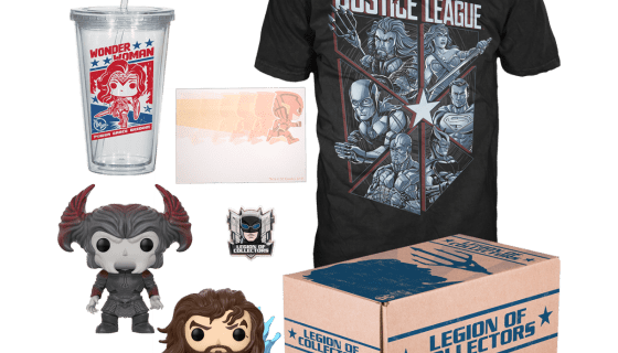 DC Legion of Collectors March 2019 Available Now!