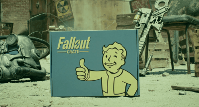 Loot Crate Fallout Crate October 2020 Spoiler #1 + Coupon