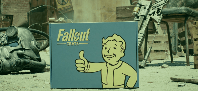 Loot Crate Fallout Crate June 2021 Theme Spoilers + Coupon!