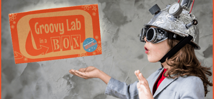 Groovy Lab In A Box November 2019 Theme Spoilers + Coupon!