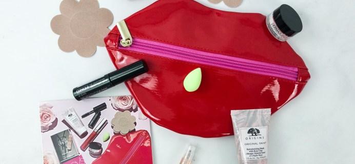 Macy's Beauty Box February 2019 Subscription Box Review