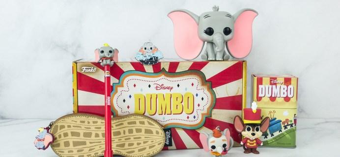 Disney Treasures January 2019 Box Review – DUMBO
