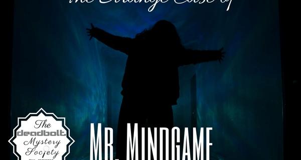The Deadbolt Mystery Society Mr. Mindgame Full Reveal + Coupon!