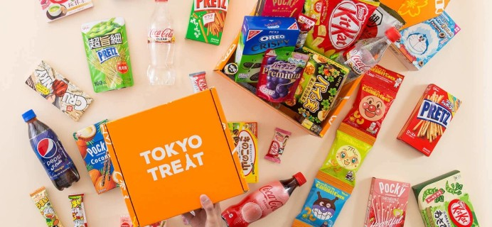 Tokyo Treat Coupon: Get 10% Off Your First Box!