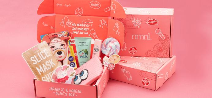 nmnl Coupon: Get FREE Sailor Moon Bonus Item!
